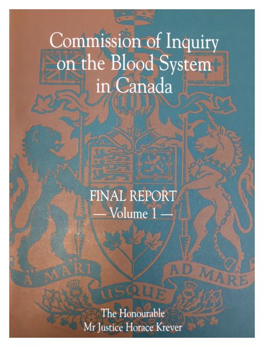 A public health crisis, a blood system reborn
