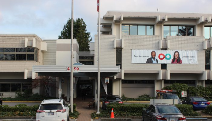 Canadian Blood Services - Vancouver