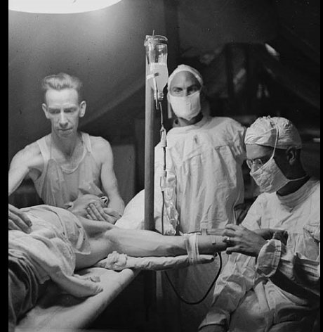 WWII_plasma_transfusion