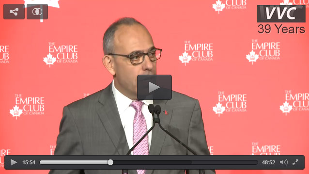 Empire Club Video