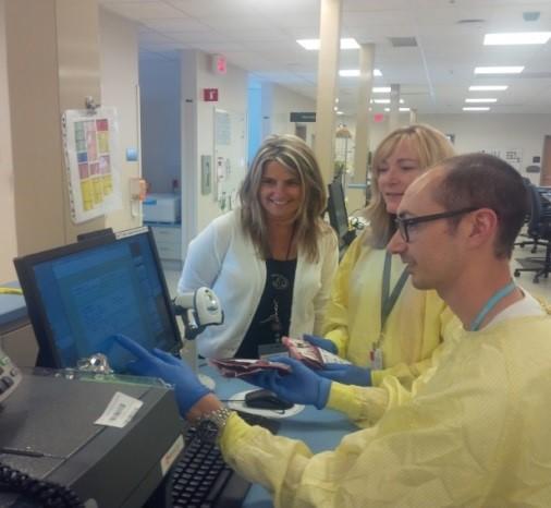Fraser Health Transfusion Medicine Staff