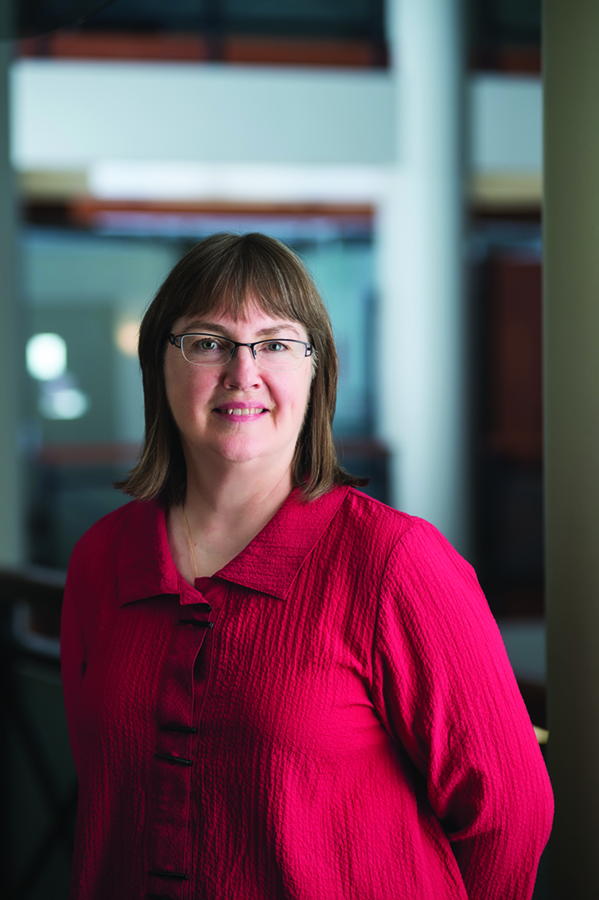 Dr. Dana Devine, chief scientist, Canadian Blood Services