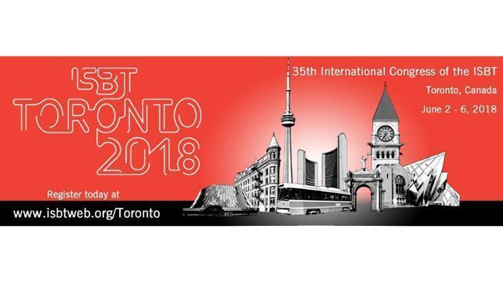 ISBT 2018 banner