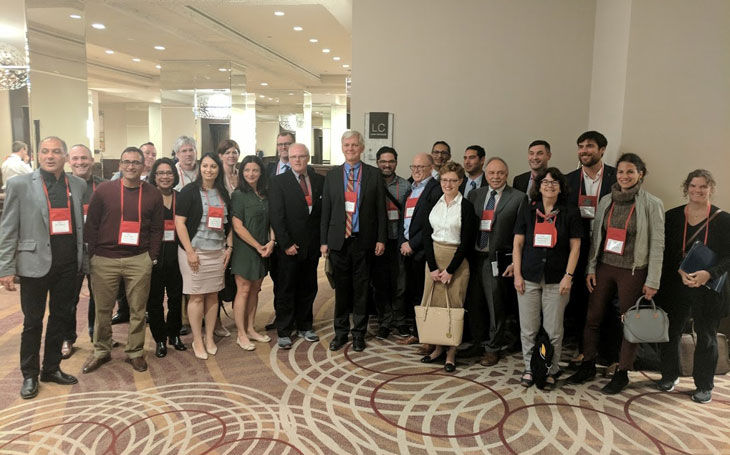 Donation Physician Network at CCCF 2017