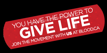 You have the Power to Give Life