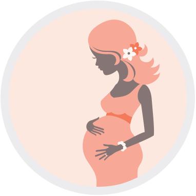 Femme enceinte
