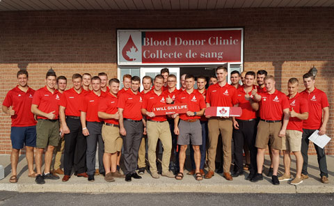 Adopt a Blood Donor Clinic