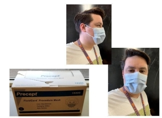 Original Precept Mask 50pk