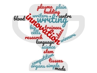 Word Cloud Lay Science Writing Competion