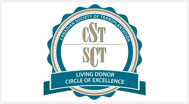 Canadian Society of Transplantation's Circle of Excellence